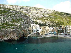 Xlendi Bay (Gozo)