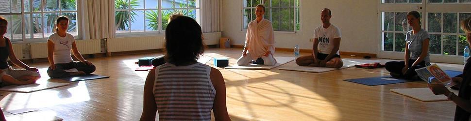 Andalusien - Casa el Morisco - Yogaferien zum Wohlfühlen