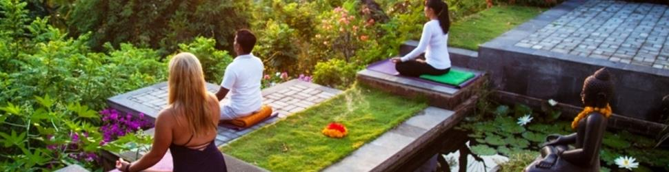 Bali - Zen Resort - Yoga-Entspannungswoche