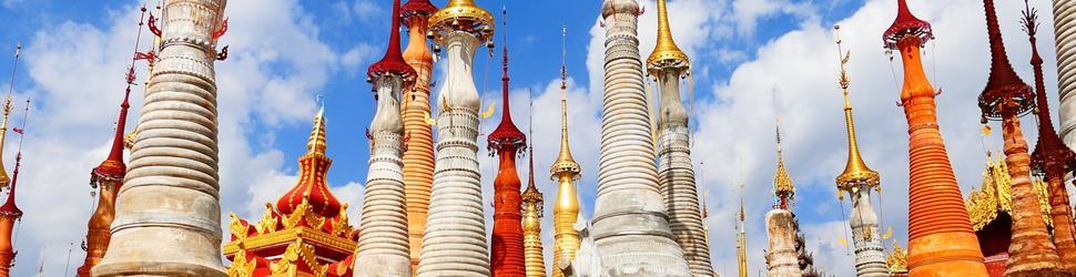 Burma - Land der goldenen Pagoden