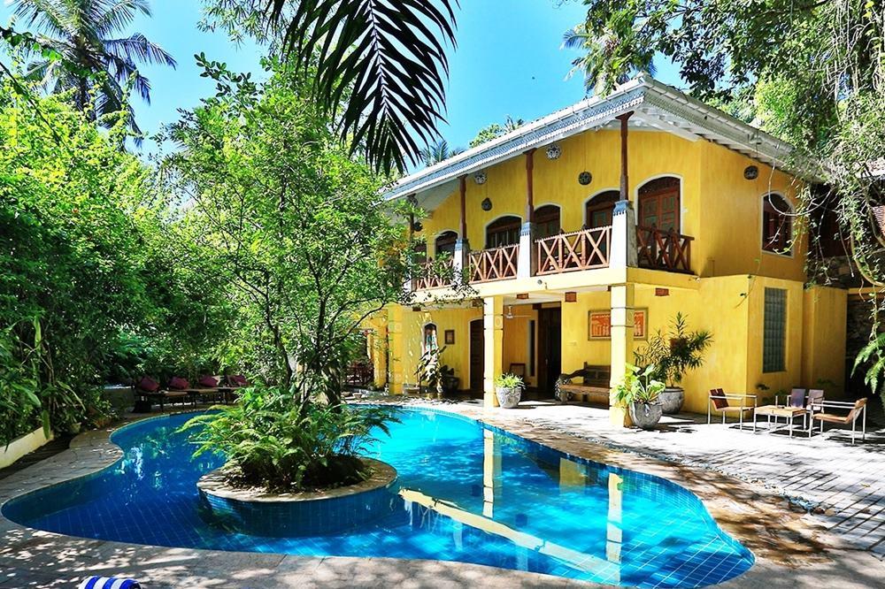 Sri Lanka Yoga Ayurveda Retreat Im Tropischen Bambushain