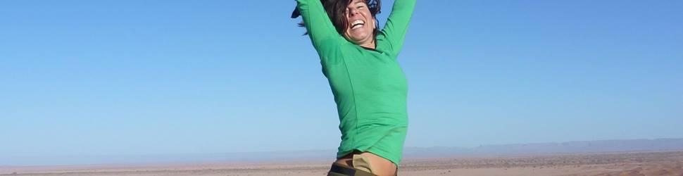 Yoga und Körperarbeit in der Oase- und im Wüstencamp