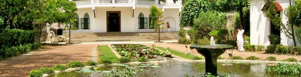 Südindien - Kalari Kovilakom - Ayurveda im Maharadscha-Palast