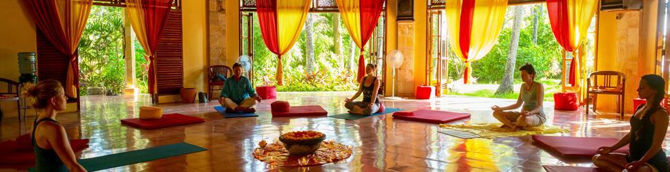Bali - Yogawoche Mandala