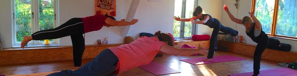 Wattenmeer - Yoga & Ayurveda für Frauen mit Dagmar Dührsen