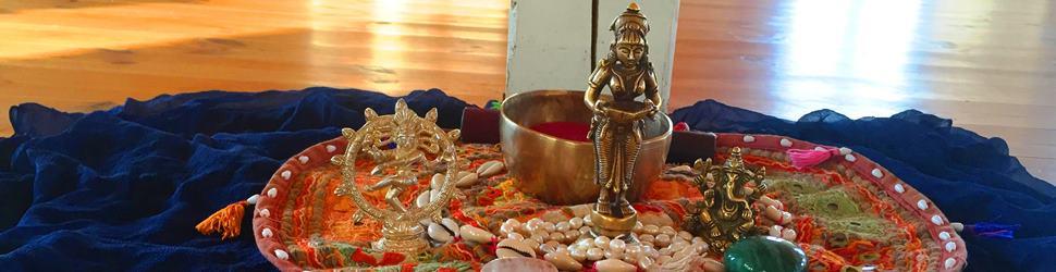 Wattenmeer - Yoga mit Ashwani Bhanot