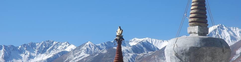 Von heiligen Stätten zu heiligen Bergen – Lhasa, Weltenberg Kailash und Mt. Everest