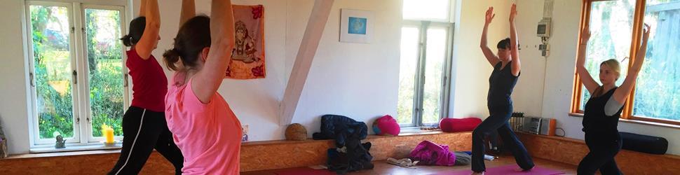 Wattenmeer - Yoga & ayurvedische Reinigung für Frauen mit Dagmar Dührsen