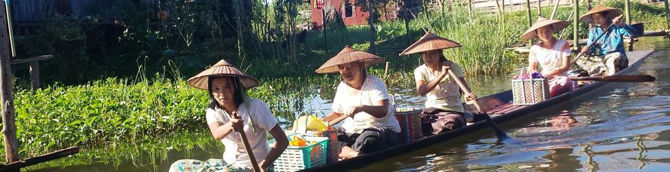 Burma zum Anfassen - Eine Erlebnis- & Begegnungsreise