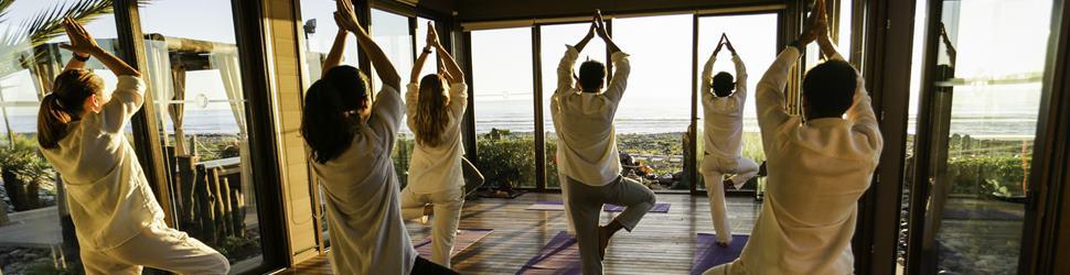 Agadir - Saheli Beach Resort, Yoga am paradiesischen Atlantikstrand